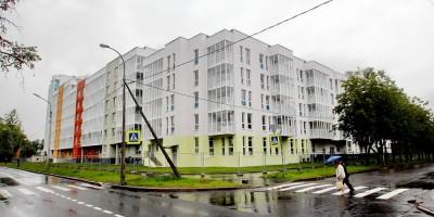 Колпино, Павловская улица, 43