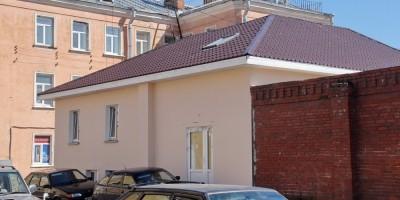 Ломоносов, улица Рубакина, 4