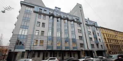 Малый проспект Петроградской стороны, 19