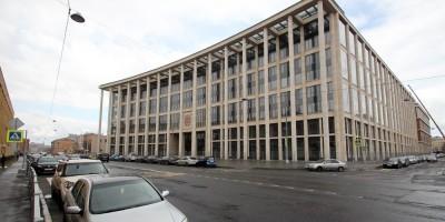 Новгородская улица, 20, Невская ратуша