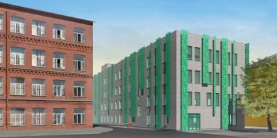 Новоладожская улица, 6, проект, вторая версия