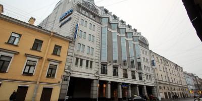 Отель, гостиница Park Inn на Гончарной улице, 4