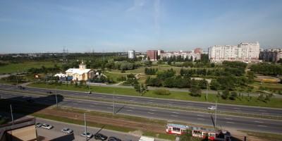 Парк Малиновка