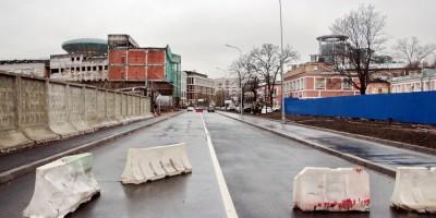 Переулок в створе Кирочной улицы