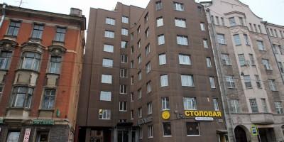Петропавловская улица, 4