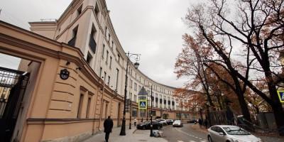 Преображенская площадь, 4, консульство Финляндии