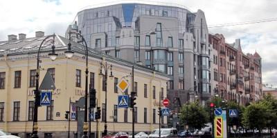 Проспект Чернышевского, 4