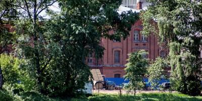 Производственный корпус Карточной фабрики