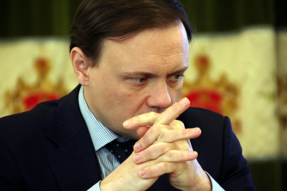 Сергей Макаров, КГИОП