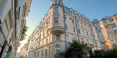Щербаков переулок, 4