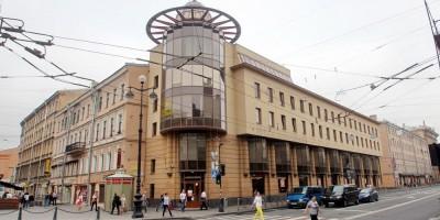 Суворовский проспект, 2б