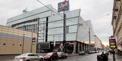 Торговый центр Пик на улице Ефимова, 2