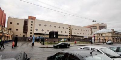 Торговый центр Сенная на улице Ефимова, 3