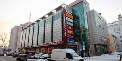 Торговый центр в Транспортном переулке, 1