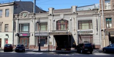 Торговый центр Золотая страна на Владимирском проспекте, 9