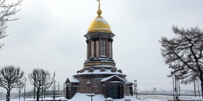 Троицкая часовня на Троицкой площади Петроградской стороны, 2