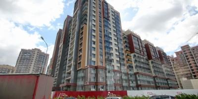 Улица Адмирала Черокова, дом 18, корпус 1