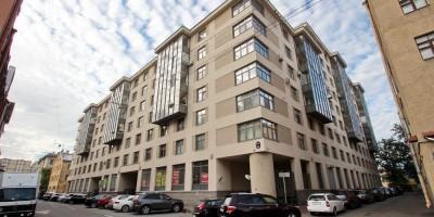Улица Егорова, 25