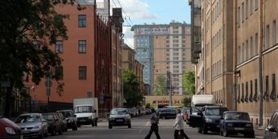Улица Егорова, Времена года