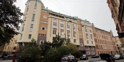 Улица Кропоткина, 24