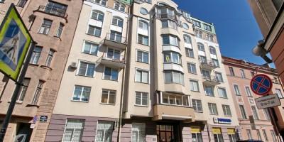 Улица Воскова, 10