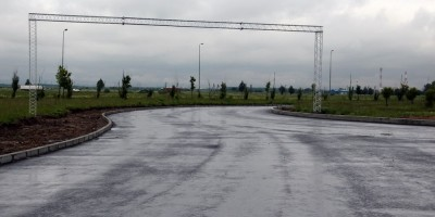 Усть-Ижорское шоссе, кольцо