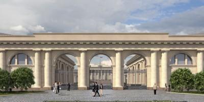 Верховный суд на проспекте Добролюбова