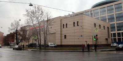 Электрическая подстанция Синопская на улице Моисеенко, 18