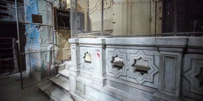 Интерьеры Милующего храма