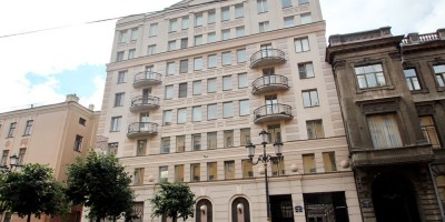 Захарьевская улица, 33