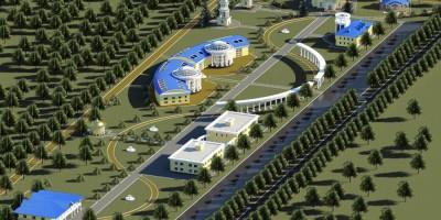 Православный комплекс в Стрельне