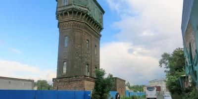 Башня на Шкиперском протоке