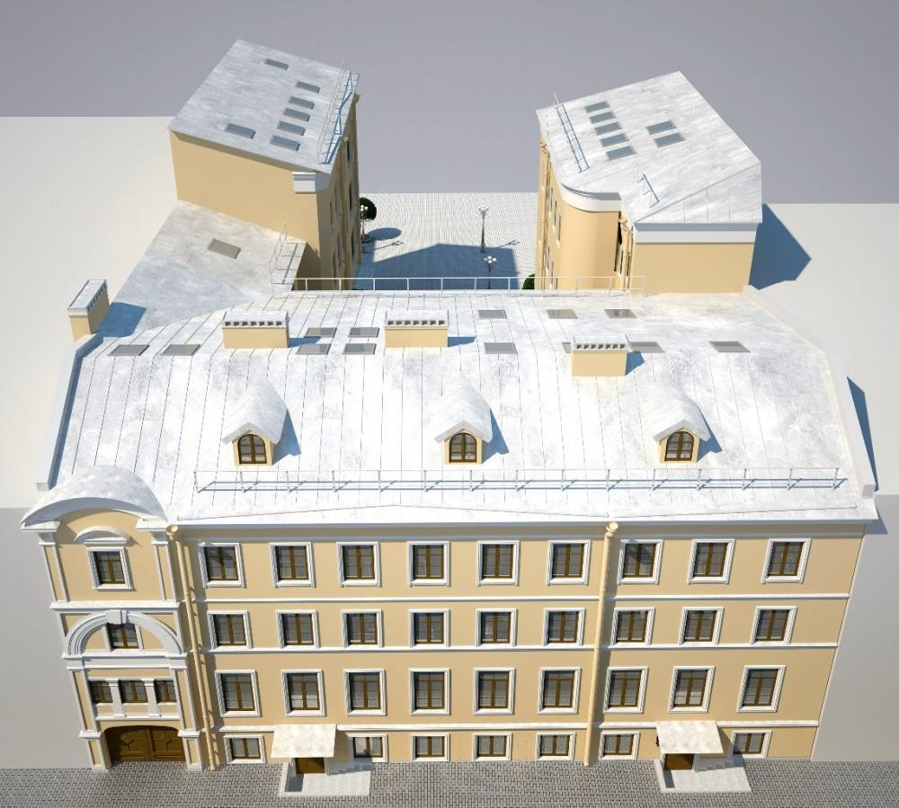 Дом Кавоса на Садовой, 73