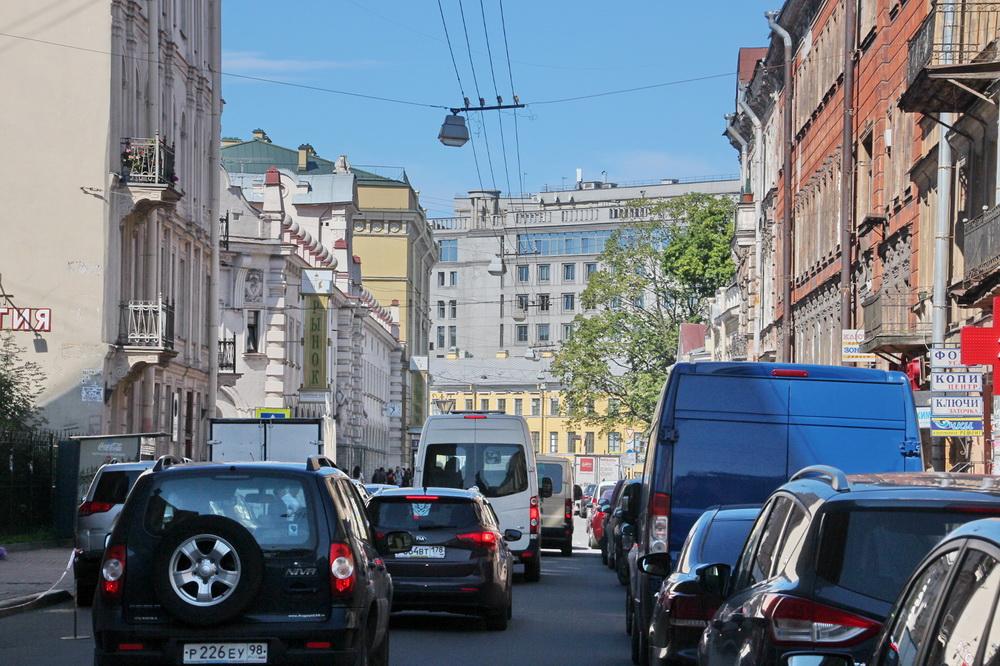 Кузнечный переулок