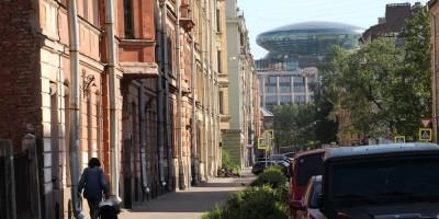 Кирилловская улица