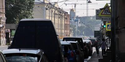 Перспектива проспекта Бакунина