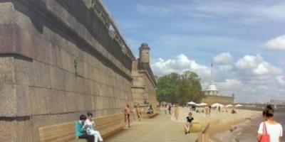 Проект благоустройства крепости в Санкт-Петербурге