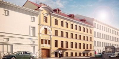 Проект дома на Садовой улице, 73