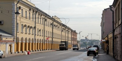 Проспект Бакунина