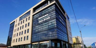 Проспект Энергетиков, 10, бизнес-центр