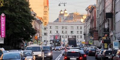 Разъезжая улица