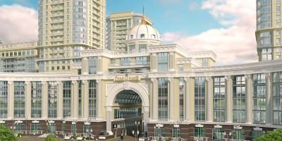 Сквер у Графа Орлова
