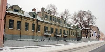 Синопская, 66, зима