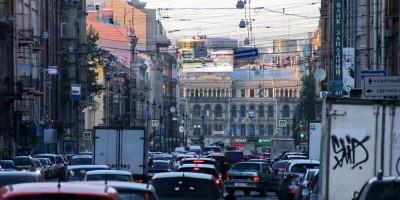 Улица Марата от Разъезжей