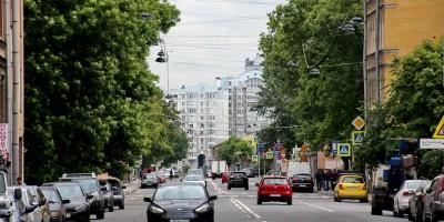 Улица Моисеенко