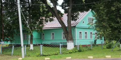 Усть-Ижора, Шлиссельбургское шоссе, 217