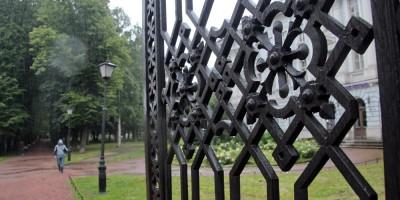 Ворота сада Сан-Галли