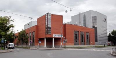Завод Вена на улице Седова