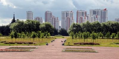 Жилой комплекс Viva, Пулковский парк