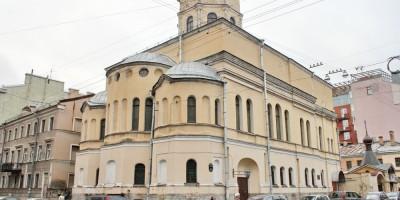 Благовещенская церковь на 5-й Советской